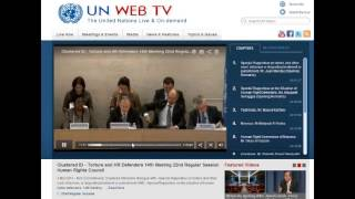 United Nations Special Rapporteur on Forced Psychiatry