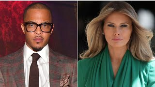 Is T.I.'s Music Video Featuring FLOTUS Melania Trump Look Alike A Disgrace? (Music Video Included)
