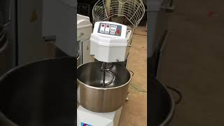 160kg, 100kg  Spiral Dough Mixer -double speed mixing