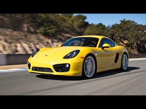2014 Porsche Cayman S Hot Lap! - 2013 Best Driver's Car Contender