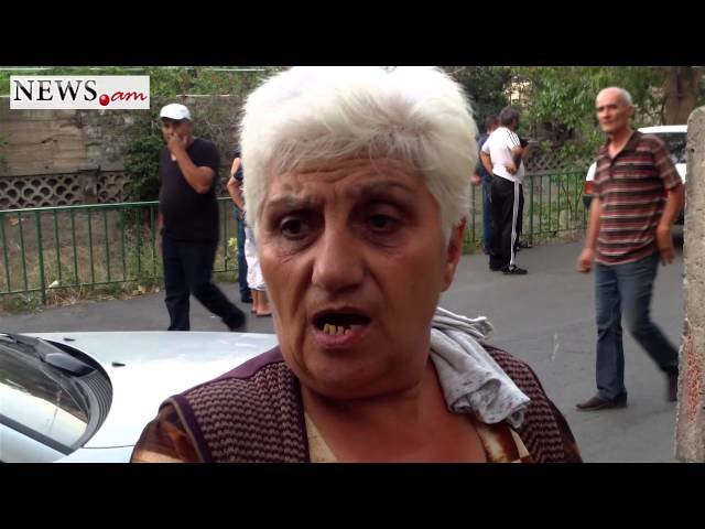 One killed after mini bus explodes in Yerevan