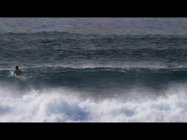 Sunset Beach Pro Jr 2013 Finals