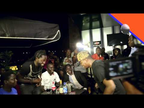Olamide's Album Listening Party (street Ot) video