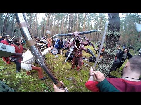 LARP Warhammer Lustria 2015