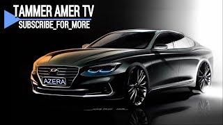 2018 Hyundai Azera overview Full HD