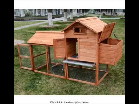 Pawhut Chicken Coop Instructions