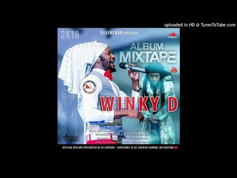 WINKY D - GOMBWE ALBUM OFFICIAL MIXTAPE -MIXED BY DJ LINCMAN +263778866287