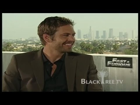 Fast and Furious - Paul Walker Tyrese was supposed to be in this 1...