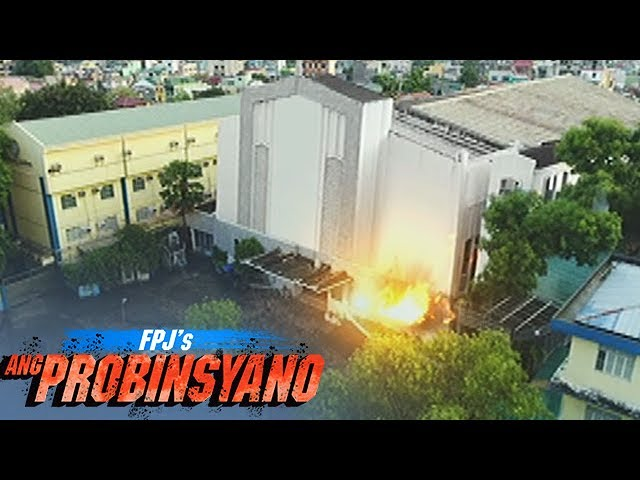 FPJ's Ang Probinsyano: St. Michael's Church explosion