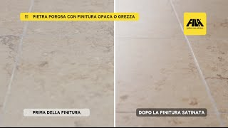 Pulizia e Trattamento Antimacchia | pietra di Vicenza e pietre porose (it)