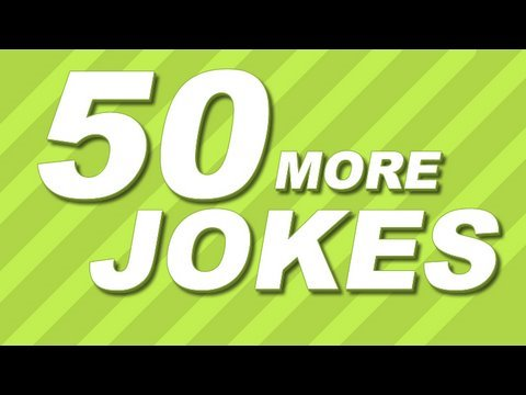 50 MORE JOKES In FOUR MINUTES YouTube