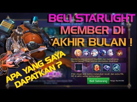 Membeli Starlight Member di Akhir Bulan, Apa yang Terjadi? | Mobile Legends Analisis