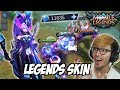 NEW SKIN MIYA LEGENDS (11000 DIAMOND) ! - MOBILE LEGENDS INDNOESIA MP3