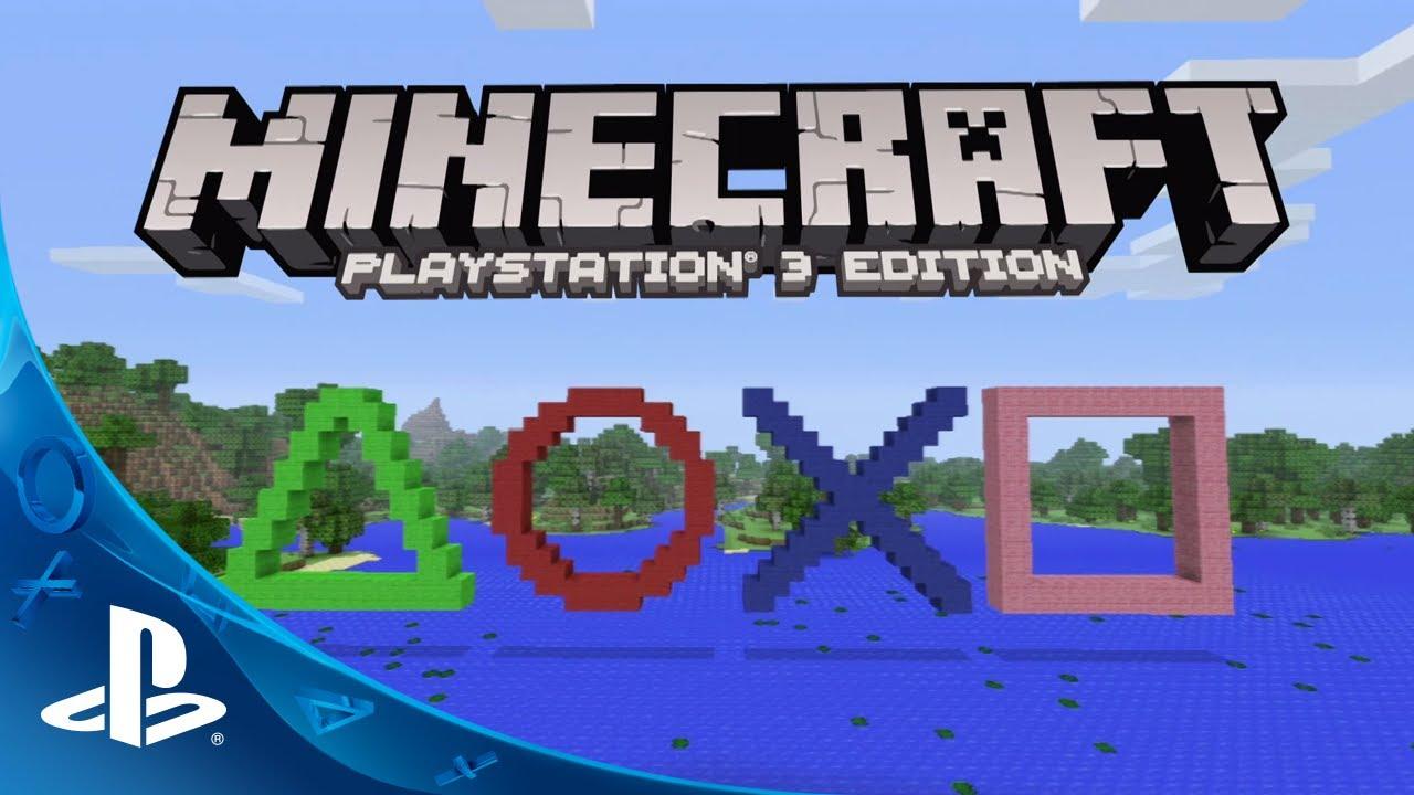 Minecraft: PlayStation 3 Edition Trailer YouTube