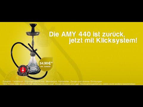 AMY Shisha 440 click - Atomhamster.com