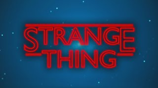 Stranger Things in a nutshell