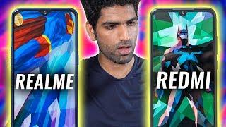 Realme 3 Pro vs Redmi Note 7 Pro FULL COMPARISON After 1 Month Usage