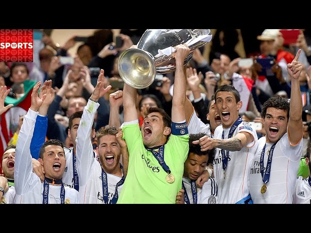 REAL MADRID Ex-Players Talk Champions League With TYT Sports
