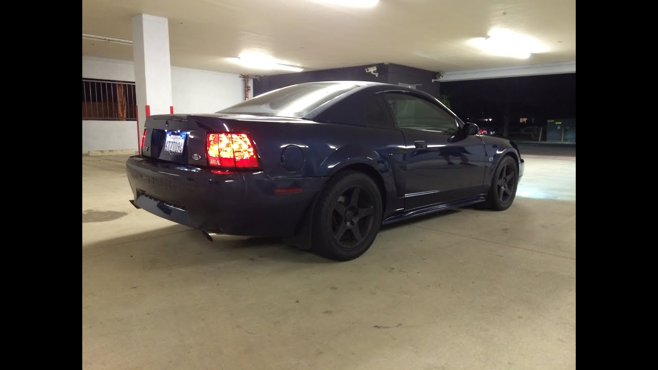 2002 Ford Mustang Gt For Sale Youtube