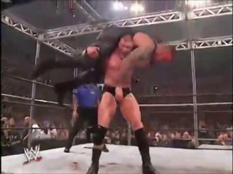 Wwe No Mercy 2002 Undertaker Vs Brock Lesnar Highlights video