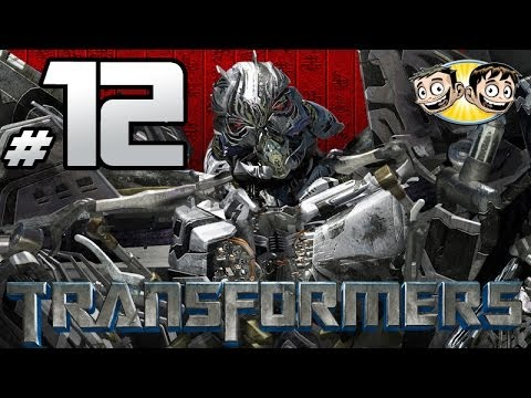 Transformers: The Game - Decepticon Campaign - PART 12 - Prom Queen Starscream - BroBrahs