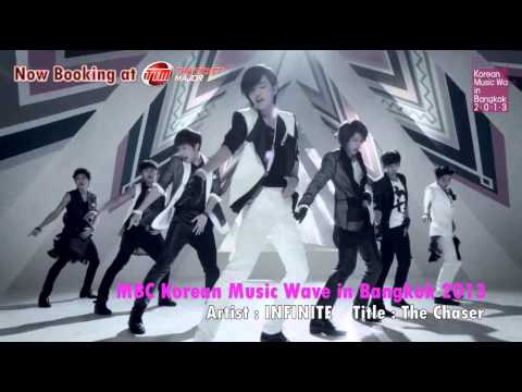 Mbc Korean Music Wave In Bangkok 2013 opening Concert video