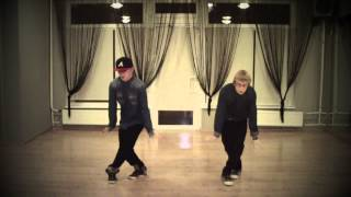 Układ taneczny: M&M - Love You