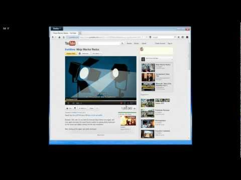 how to install and watch videos using TOR project