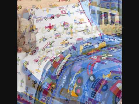 0 Toddler Bedding Set .wmv