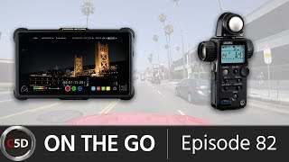 Light Meters Vs. LUTs - with William Wages, ASC – ON THE GO – Episode 82