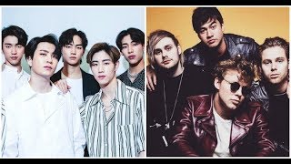 5 Seconds Of Summer se convertirá en K-Pop