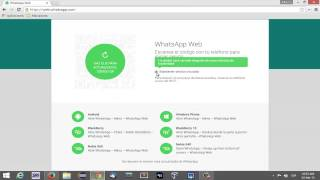 WHATSAPP FUNCIONANDO EN GOOGLE CHROME Y BLACKBERRY 10