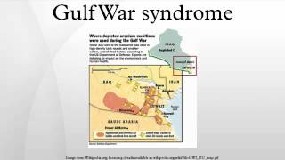 a study of the gulf war syndrome
