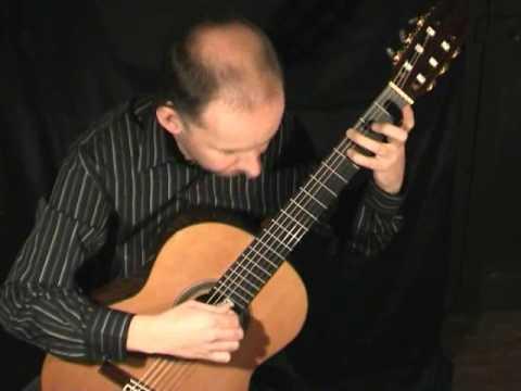 Leo Brouwer - Etudes Simples 2