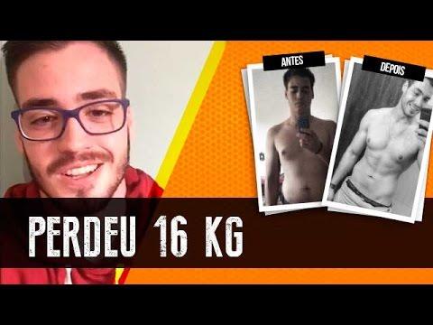 Sistema Queima de 48 Horas Lucas Perdeu 16kg Com A Ajuda de Vinícius Possebon