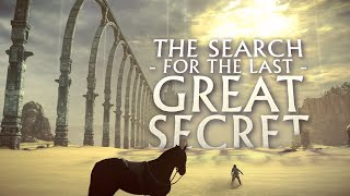 The Decade-Long Quest For Shadow of the Colossus' Last Secret