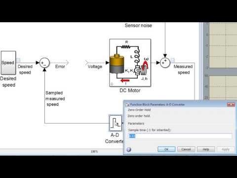 DC Motor, Arduino , MATLAB, PID ----Project Arduino