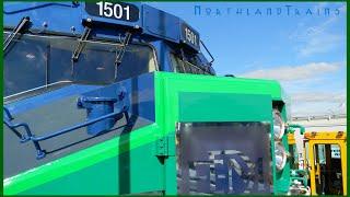 Touring EMD's Tier 4 SD70ACe-T4 Locomotive (Slideshow)