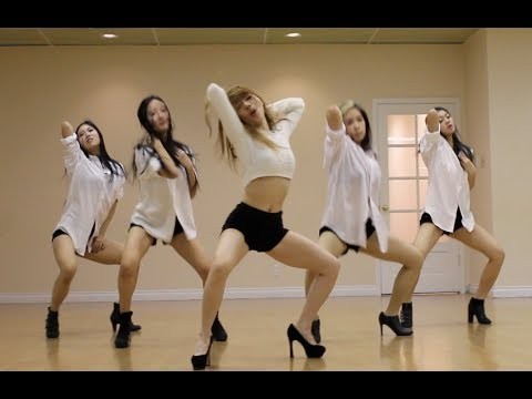 Hyolyn (효린) - one way love (너 밖에 몰라) dance cover by (s.o