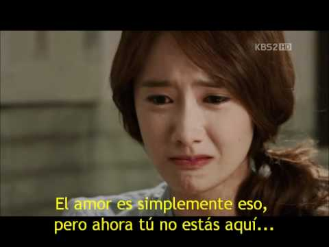 "(Love Rain OST) Sub español ""Again and again""- Yozoh"