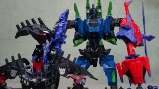 Mascot Reviews Fall of Cybertron BRUTICUS