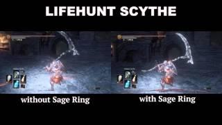 Dark Souls 3: Preliminary Sage Ring tests