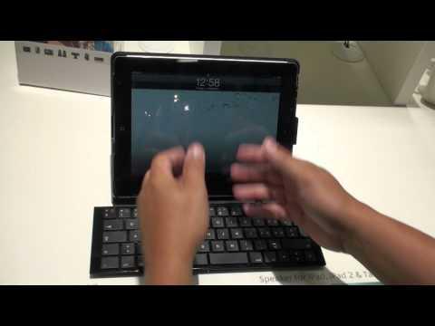[IFA] Bezdrátová klávesnice Logitech pro Apple iPad 2