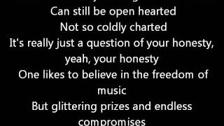 Rush-The Spirit Of Radio (Lyrics)