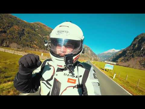 LA NINA NON MOLLA! | BMW R 1200 GS ADVENTURE 2017