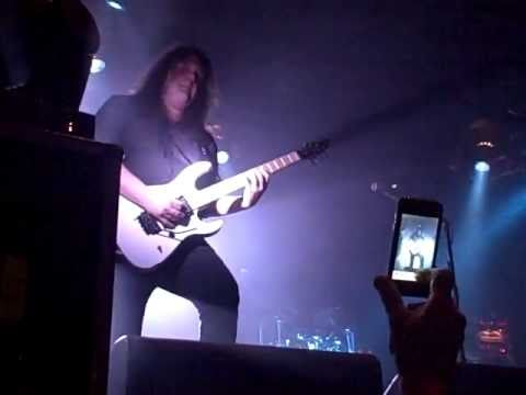 Symphony X - Michael Romeo Guitar Solo's (Highlights) - Orlando 5/17/11