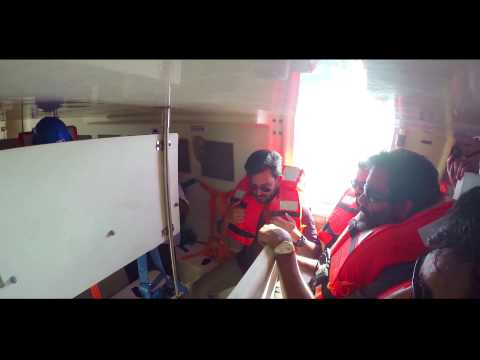 Manorama Online | Anarkali Film | Mock Drill in Ship