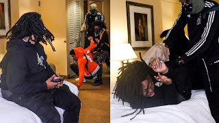 HOTEL INVASION PRANK (GONE WRONG)
