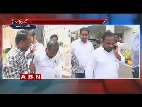 Ex Minister Sailajanath meet with CM Chandrababu Naidu over Irrigation Water Projects