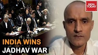 Major Political Reactions On ICJ's Verdict In Kulbhushan Jadhav Case